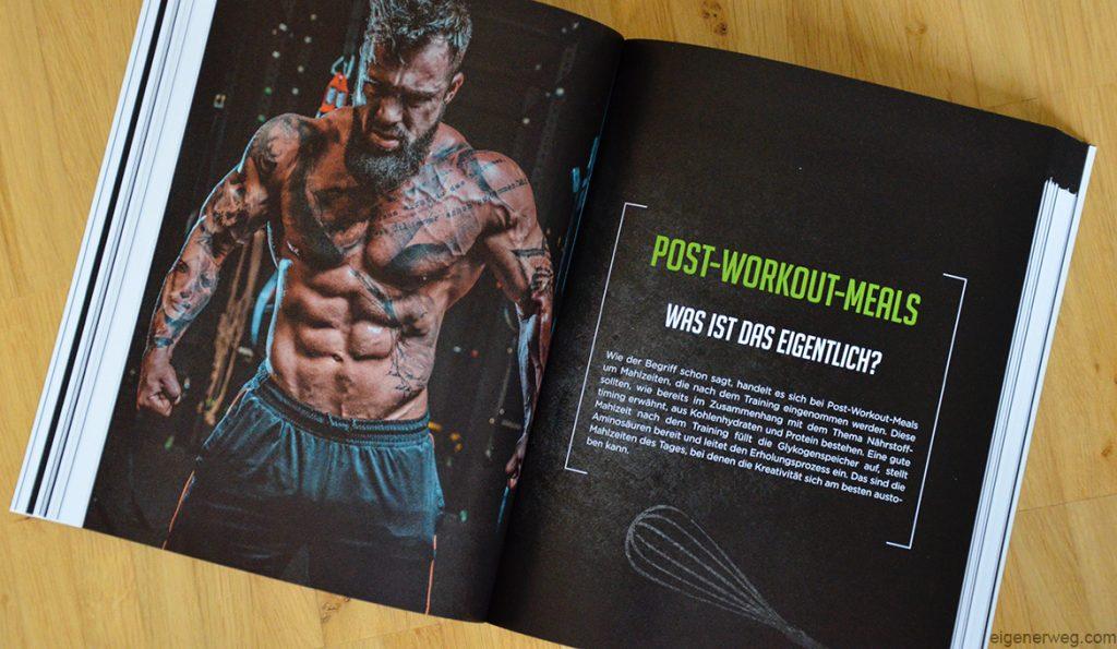 Buch Jens Jil Illgner Proteinpower
