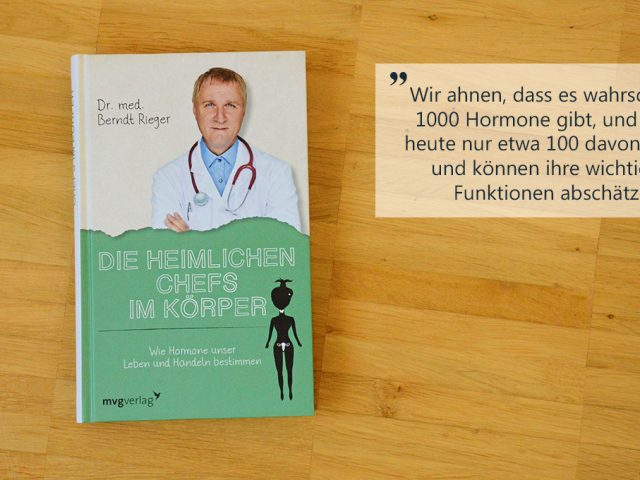 Rezension Hormone Buch