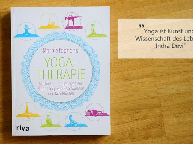 Die Buchwoche: Yogatherapie