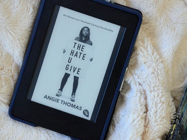 The hate u give Rezension