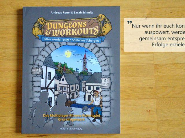 Buchbesprechung: Dungeons & Workouts für Multiplayer