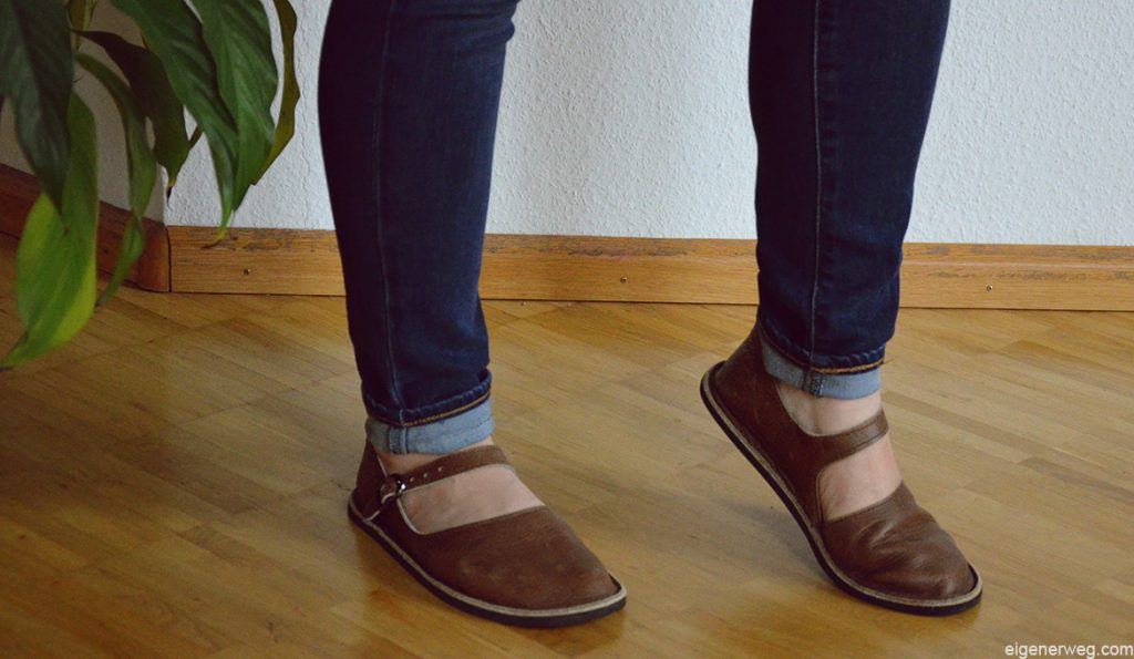 Test Barfussschuhe Adult Merry Jane