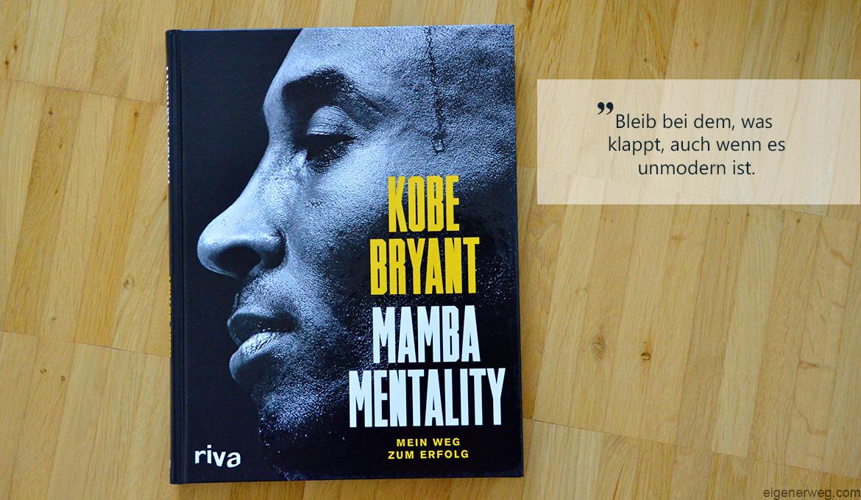 Mamba Mentality von Kobe Bryant