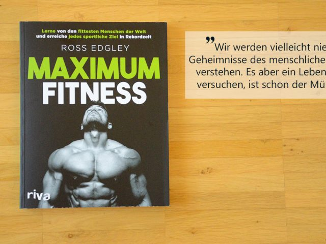 Buchbesprechung: Maximum Fitness