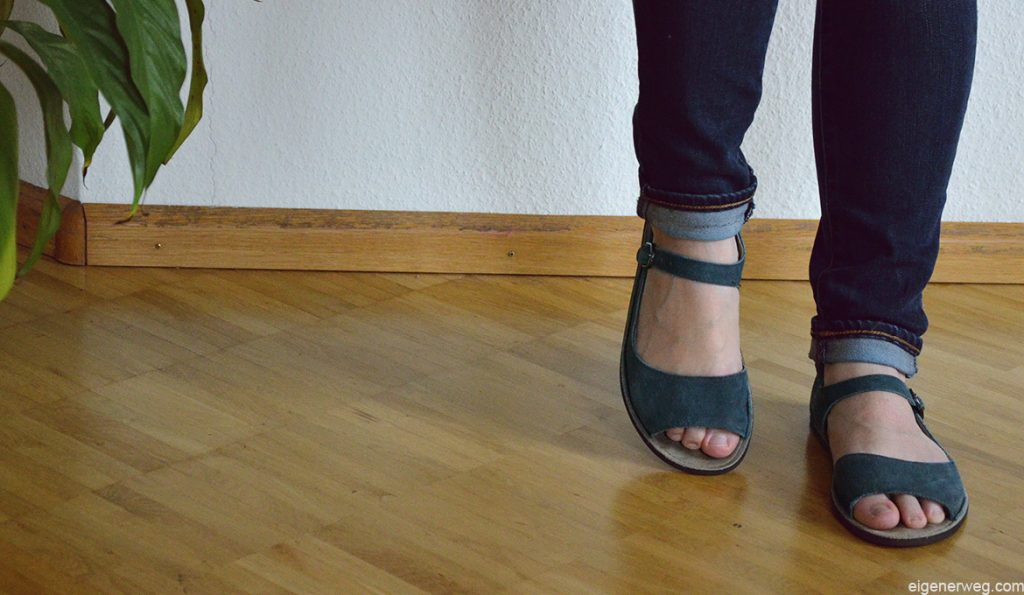 elegante Barfussschuhe von Soft Star Shoes