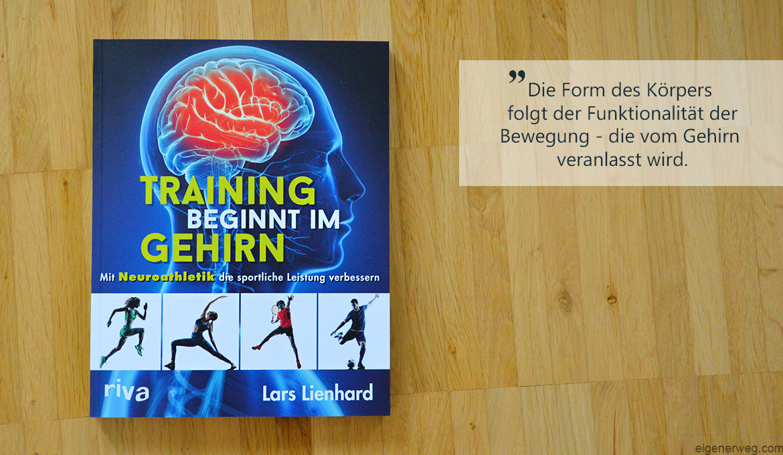 Buchbesprechung: Training beginnt im Gehirn