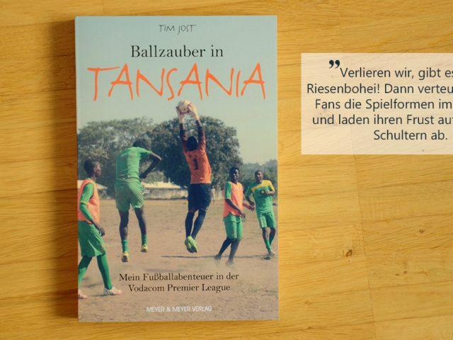 Die Buchwoche: Ballzauber in Tansania
