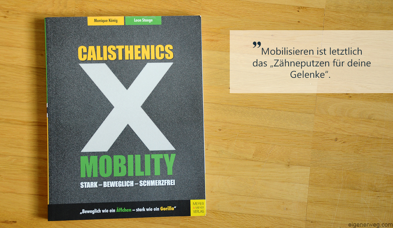 Die Buchwoche: Calistenics X Mobility
