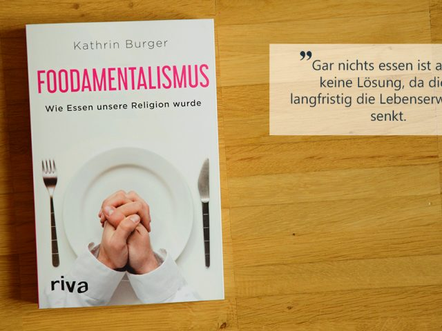 Die Buchwoche: Foodamentalismus