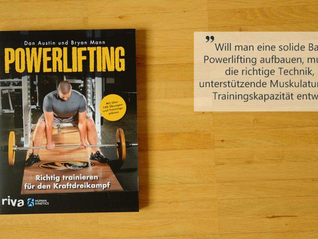 Buchbesprechung: Powerlifting