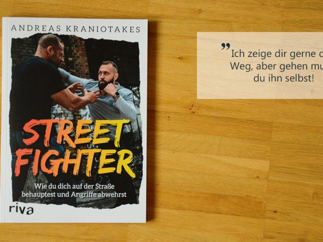 Buchbesprechung: Street Fighter