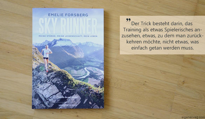 Buchbesprechung: Sky Runner