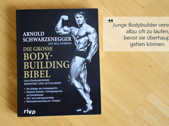 Buchbesprechung: Die grosse Bodybuilding Bibel