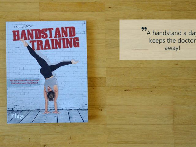 Buchbesprechung: Handstand Trainig