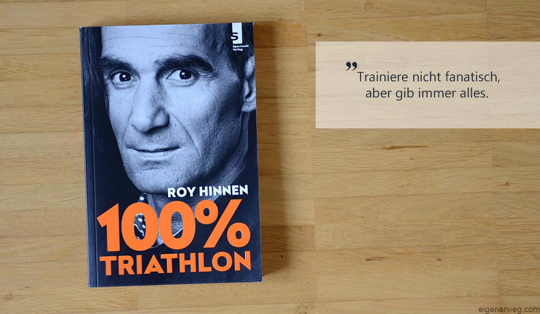 Buchbesprechung: 100% Triathlon
