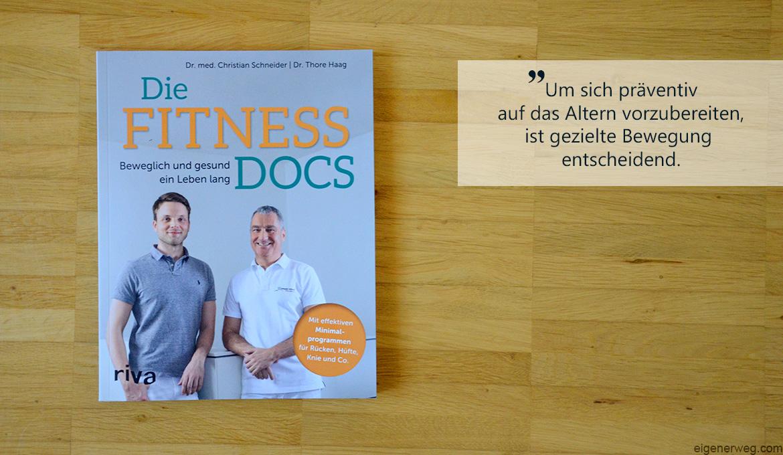 Buchbesprechung: Die Fitness Docs