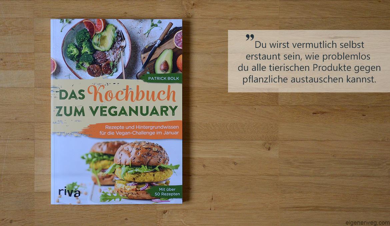 Buchbesprechung: Das Kochbuch zum Veganuary