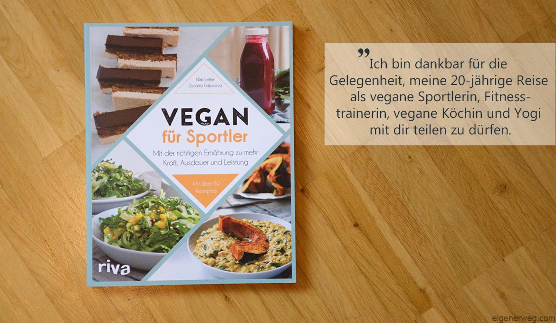 Buchbesprechung: Vegan für Sportler
