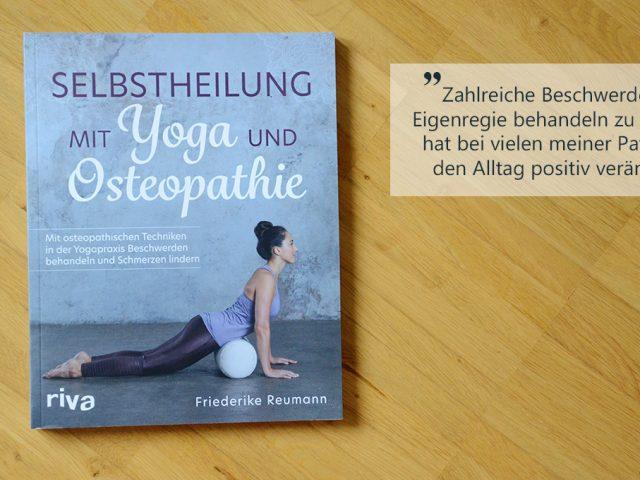 Buchbesprechung: Selbstheilung mit Yoga und Osteopathie