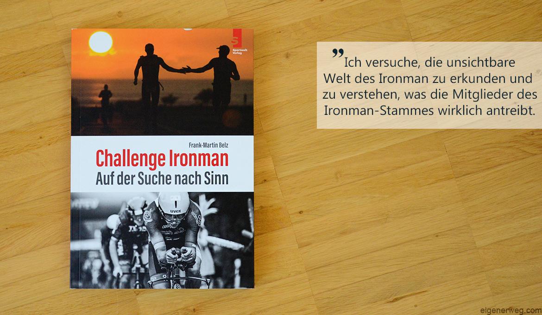 Buchbesprechung: Challenge Ironman